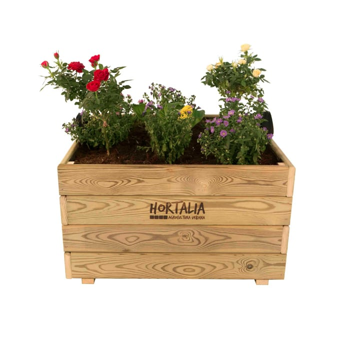 Jardinera horizontal