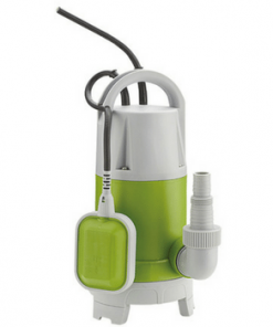 Bomba sumergible Garden Plus Duo apta para agua limpia o sucia