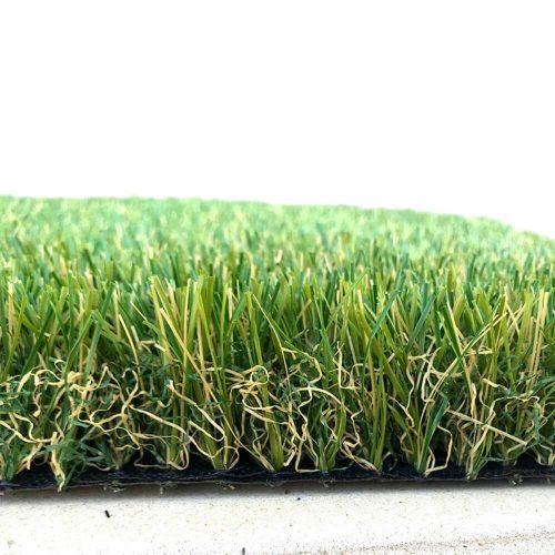 Césped-artificial-Varadero-40mm-decoración-jardín