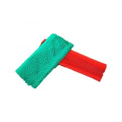 pavimento zeta pvc colores verde y rojo 1,20x15x4,5