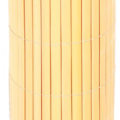canizo-pvc-doble-cara-natural-bambu-gardeneas-cerramientos
