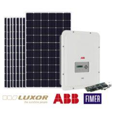 kit solar 2kw 2000w